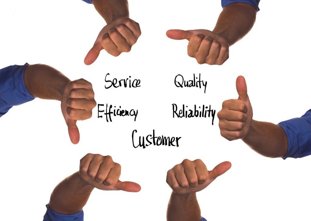 Services cliente
